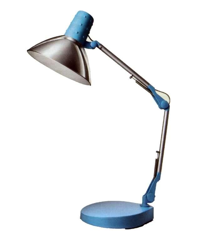 Philips Fact Schreibtischlampe 67200/35/16 in blau für 12,95€ inkl. Versand (statt 20€)