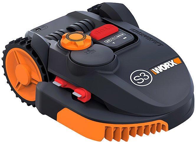 Worx Mähroboter Landroid SB700 (bis zu 700m²) für 499€ zzgl. Versand