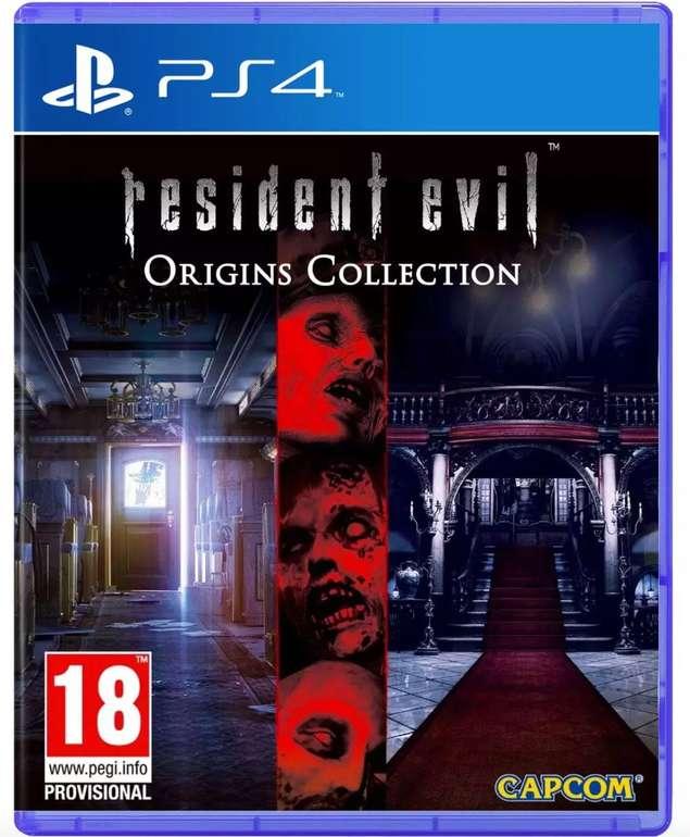 Resident Evil Origins Collection (PS4) für 12,86€ inkl. Versand (statt 20€)
