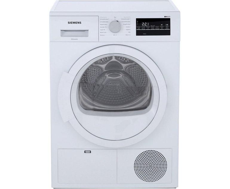 Siemens WT46G400 iQ500 Trockner (freistehend, Weiß) für 389€ inkl. Versand