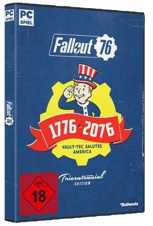 Fallout 76 - Tricentennial Edition PC für 42€ inkl. VSK (statt 57€)