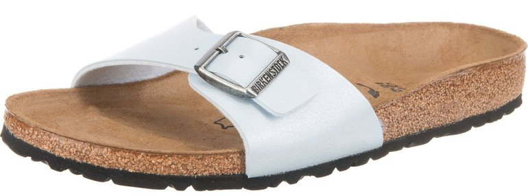 Birkenstock Madrid BF Graceful Baby Blue-2