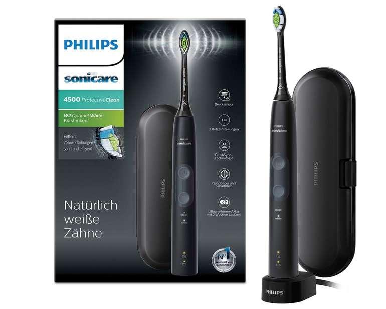 Philips Sonicare Schallzahnbürste HX6830/53 ProtectiveClean 4500 für 71,99€ inkl. Versand (statt 90€)
