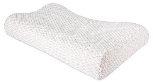 Nursal orthopädisches Visco Gelschaum (Memory Foam) Kissen für 21,59€