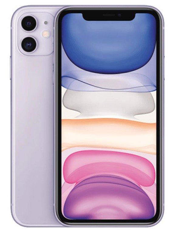 Apple iPhone 11 mit 64GB Speicher (1€) + Vodafone Smart L+ Basic Allnet mit 15GB LTE für 36,99€ mtl.