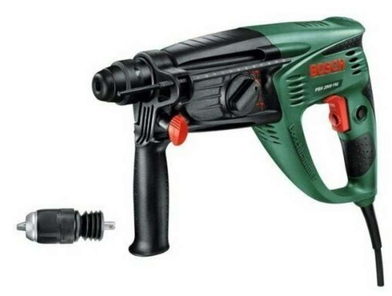Bosch Bohrhammer PBH 2900 FRE mit 730 Watt für 139€ inkl. Versand (statt 156€)
