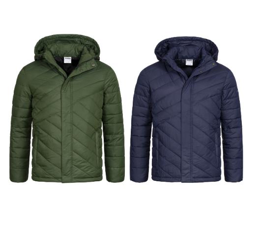 Diadora Fregio Herren Jacke in 2 verschiedenen Farben für je 37,94€ inkl. Versand (statt 50€)