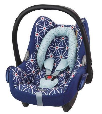 Maxi-Cosi Babyschale CabrioFix in Blau für 63,94€ inkl. Versand
