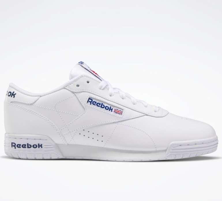 Reebok Singles Day Sale mit bis zu 50% Rabatt - z.B. Ex-O-Fit Clean Logo Int Sneaker für 55,97€