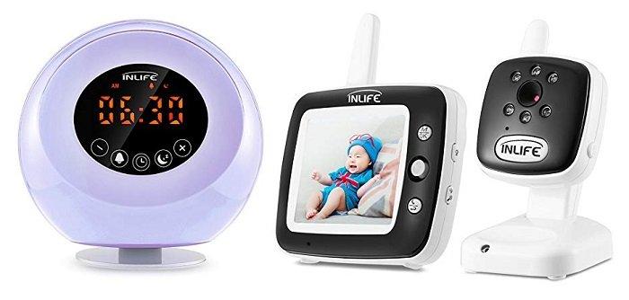 5 InLife Produkte günstiger dank Gutschein, z.B. Wake-Up + Radio Licht 28,79€