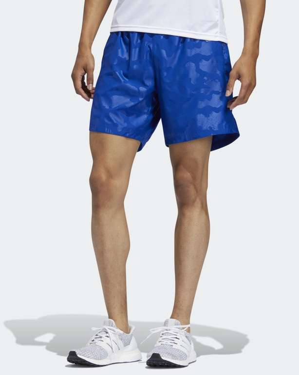 Adidas Run It Urban Camo Herren Shorts für 12,23€ inkl. Versand (statt 22€) - Creators Club
