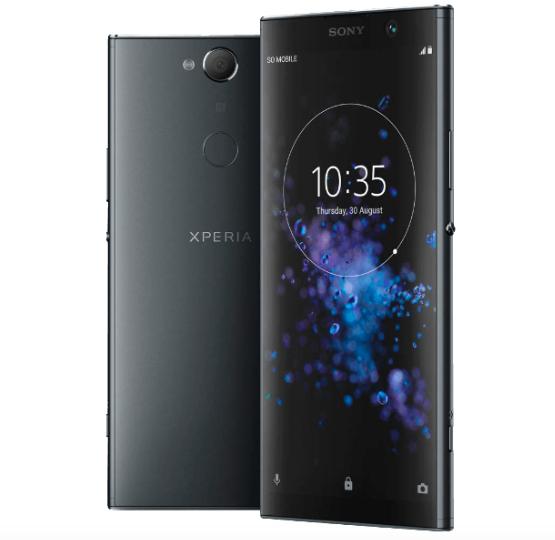 "Sony Xperia XA2 Plus - 6"" Dual-SIM Smartphone mit 32GB Speicher für 249€"