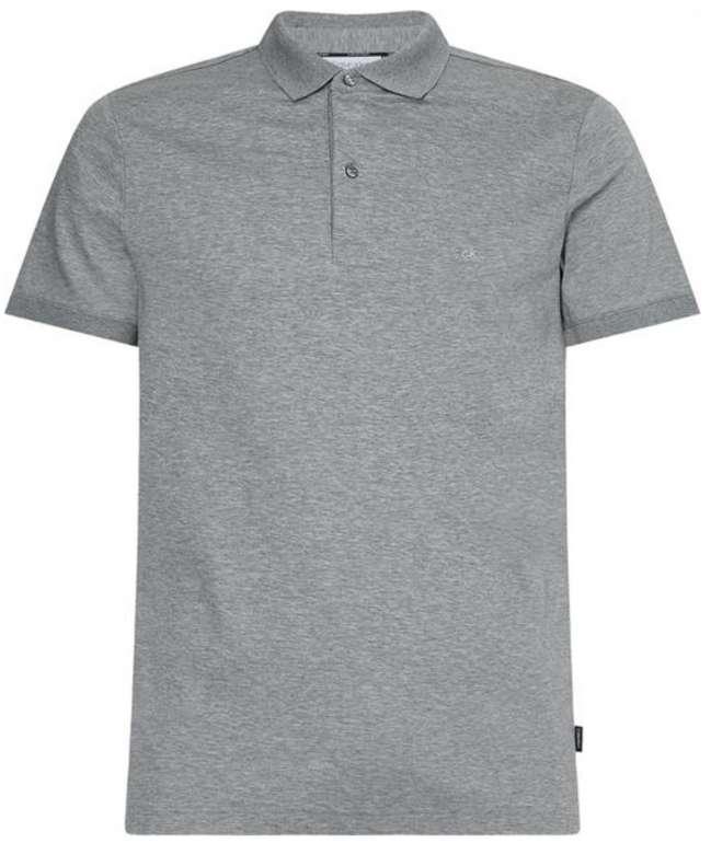 Tara-M: 40% Rabatt auf Poloshirts (auch Sale!) - z.B. Calvin Klein Liquid Touch Polo für 41,94€ (statt 52€)