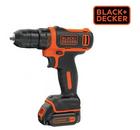 Black + Decker (BDCDD12K-DE) Compact 10,8 V Bohrmaschine für 45,90€ (statt 55€)
