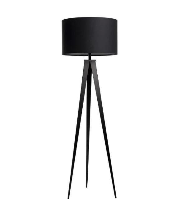 Zuiver Tripod Stehlampe in Schwarz für 104,06€ inkl. Versand (statt 149€)