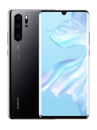 Huawei P30 Pro Dual-SIM (9€) + Otelo Allnet-Flat Max (D2, All-Net Flat, 20GB LTE) für 29,99€ mtl.