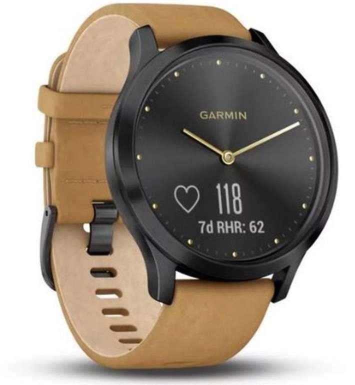 Garmin vivomove HR Connected Premium Smartwatch für 252,46€ inkl. Versand (statt 350€)