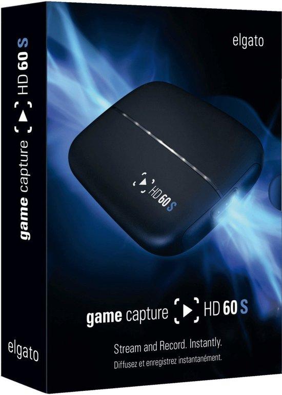 Elgato Game Capture HD 60 S für 161,28€ inkl. Versand