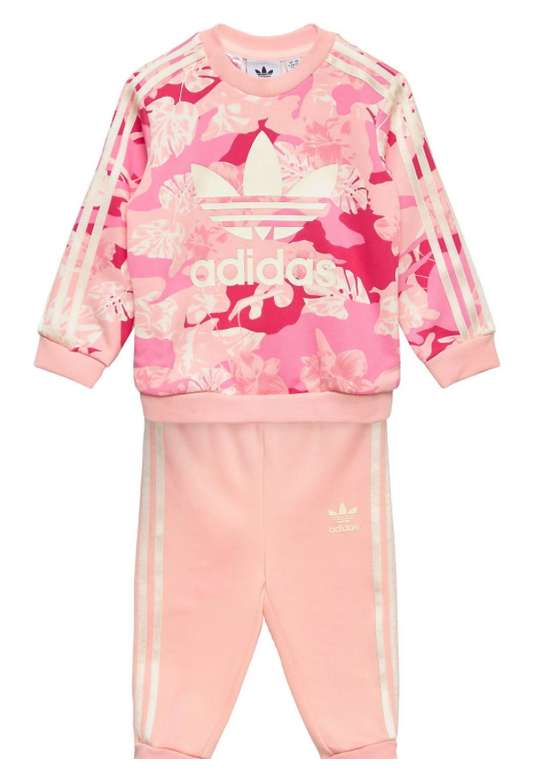 Adidas Sweatshirt-Set für Mädchen zu 27,26€ inkl. Versand (statt 39€)