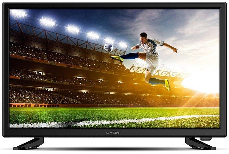 Dyon Live 22 Pro - 21,5 Zoll Fernseher (Full-HD, Triple Tuner) für 69€ inkl. VSK