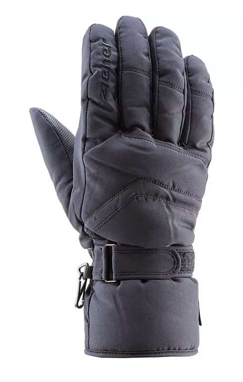 Ziener Skihandschuhe für Herren in schwarz zu 23,11€inkl. Versand (statt 34€)
