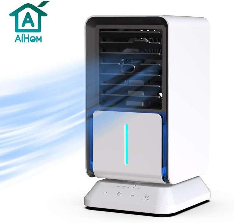 AiHom Luftkühler mit Nachtmodus für 26,99€ inkl. Versand (statt 40€)