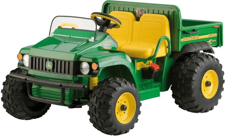 John Deere Gator HPX 12V Elektrofahrzeug für 365,49€ (statt 489€)