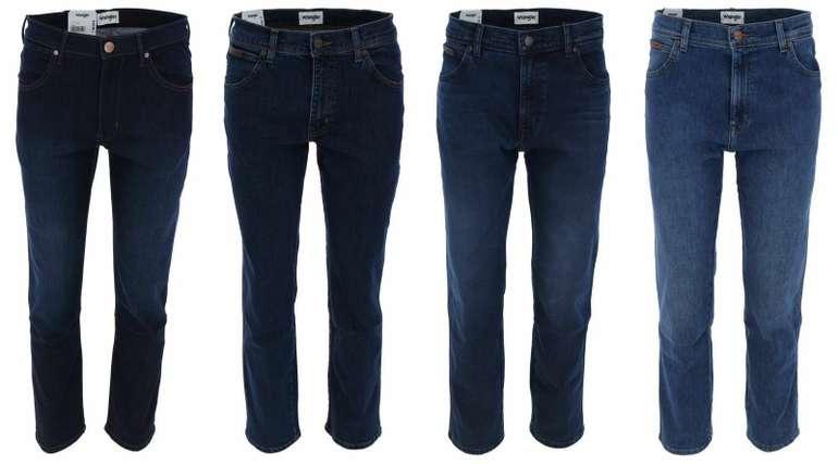 "Wrangler Herren Jeans ""Texas"" Authentic & Arizona 807 Classic ab 39,99€ inkl. Versand (statt 50€)"