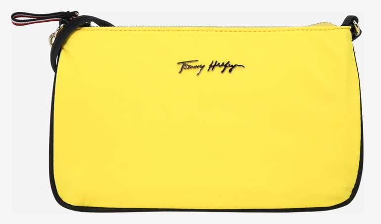 """Tommy Hilfiger Schultertasche """"Neon"""" in pastellgelb für 27,90€inkl. Versand (statt 49€)"""