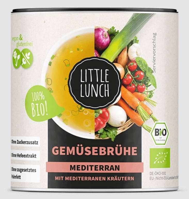 """10er Pack Little Lunch Bio-Gemüsebrühe """"Mediterran"""" (je 200g) für 26,25€ inkl. Versand (statt 35€)"""