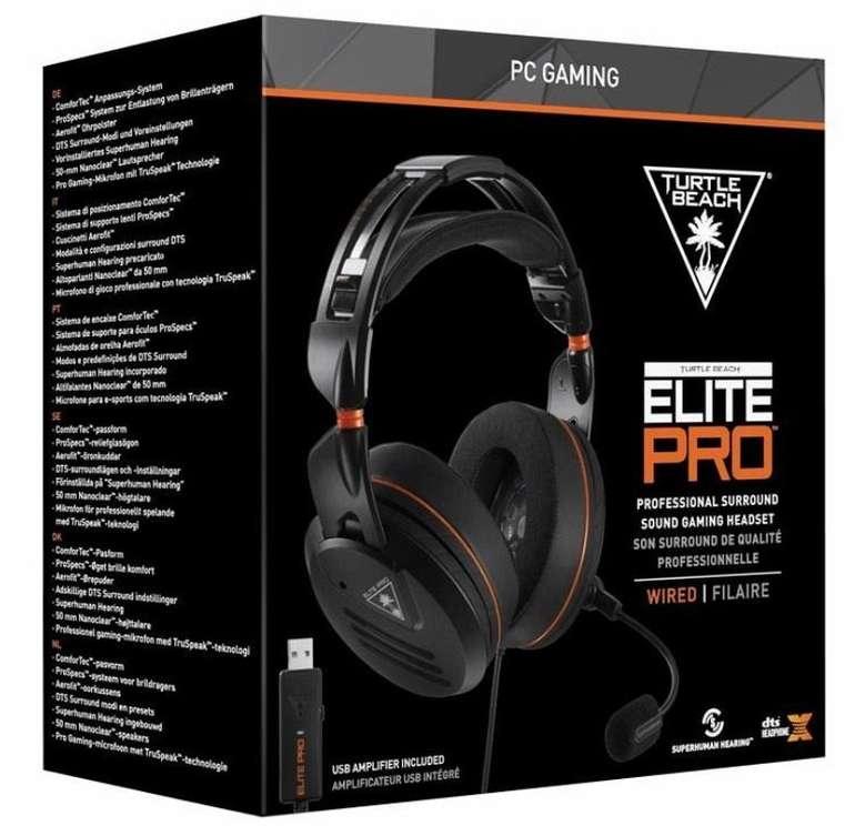 Turtle Beach Elite Pro PC Gaming Headset für 106,99€ inkl. Versand (statt 170€)