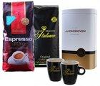 2KG Kaffeebohnen (1kg Dallmayr + 1kg Grand Maestro + Dose + 2 Tassen) für 29,99€