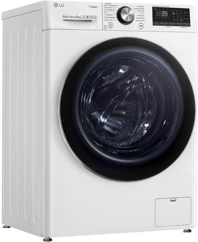 LG F4WV908P2 Serie 9 Waschmaschine mit 8kg für 548,90€ (statt 879€)