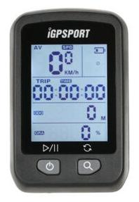 iGPSport iGS20E GPS-Fahrradcomputer für 33,19€ inkl. Versand
