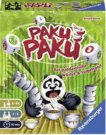 Ravensburger Würfelspiel Paku Paku für 6€ (Abholung)