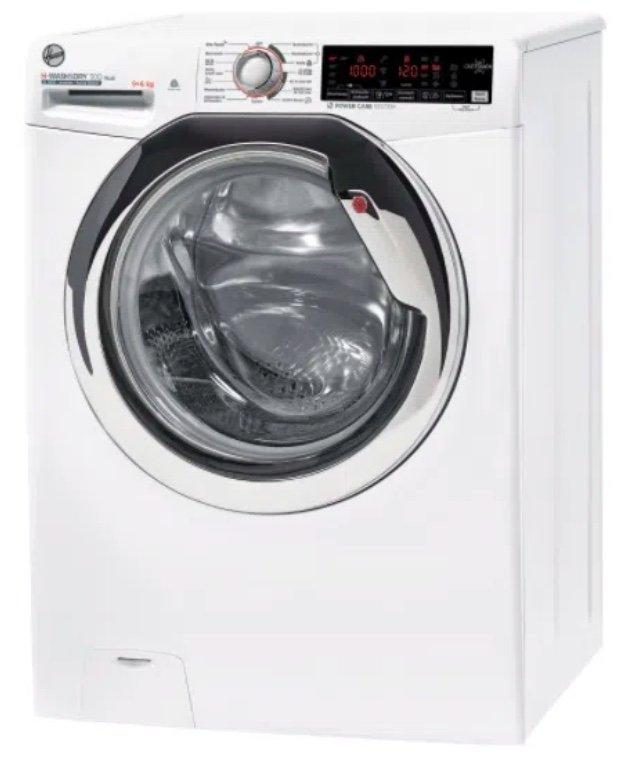Hoover H3DSQ496TAMCE-84 Waschtrockner (Waschen 9kg / Trocknen 6kg) für 369,90€ (statt 449€)