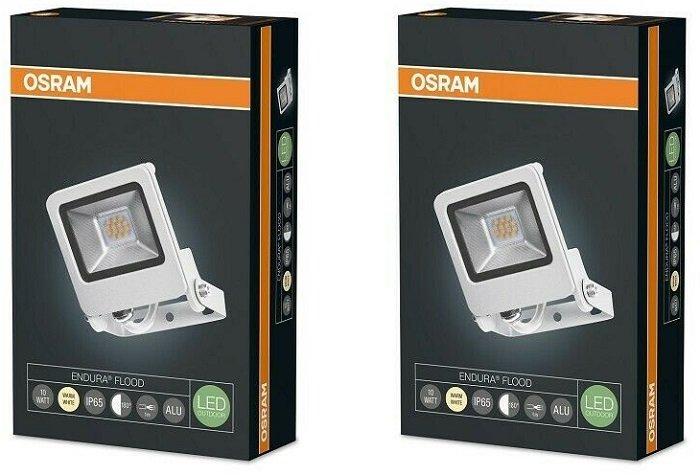 Doppelpack Osram Endura LED Flutlicht Lampen