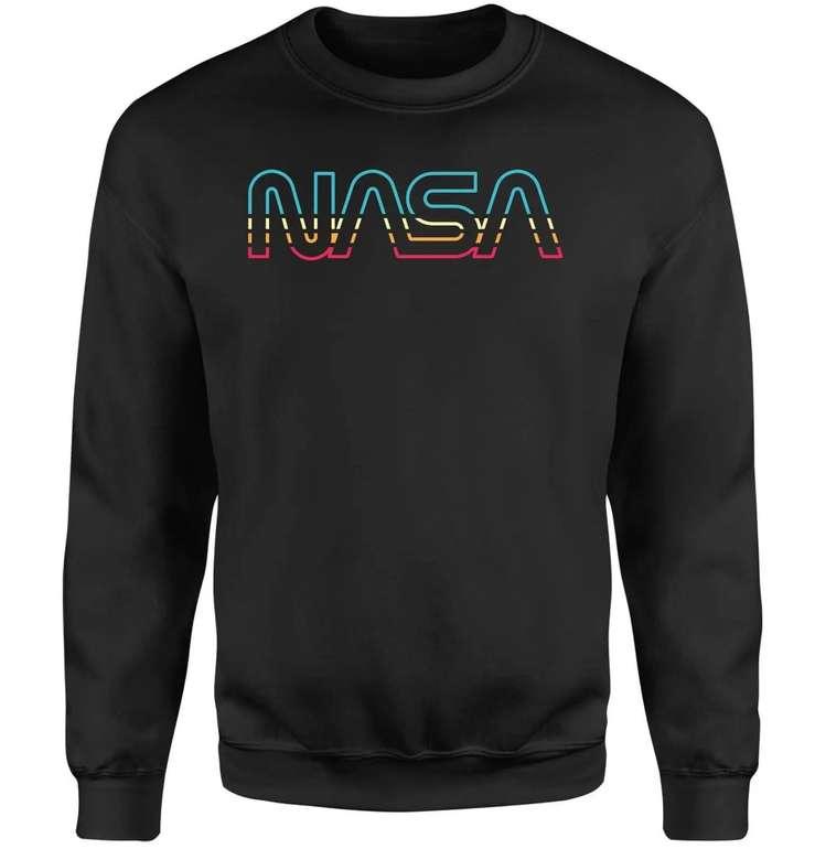 Sowia: Verschiedene NASA Sweatshirt für je 18€ inkl. Versand (statt 29€)
