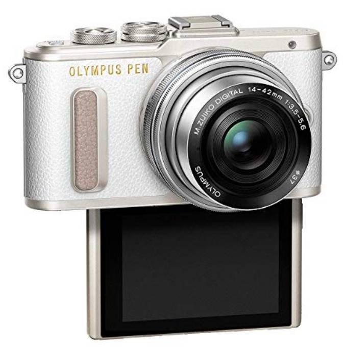 Olympus PEN E‑PL8 Systemkamera für 349€ inkl. Versand (statt 400€)