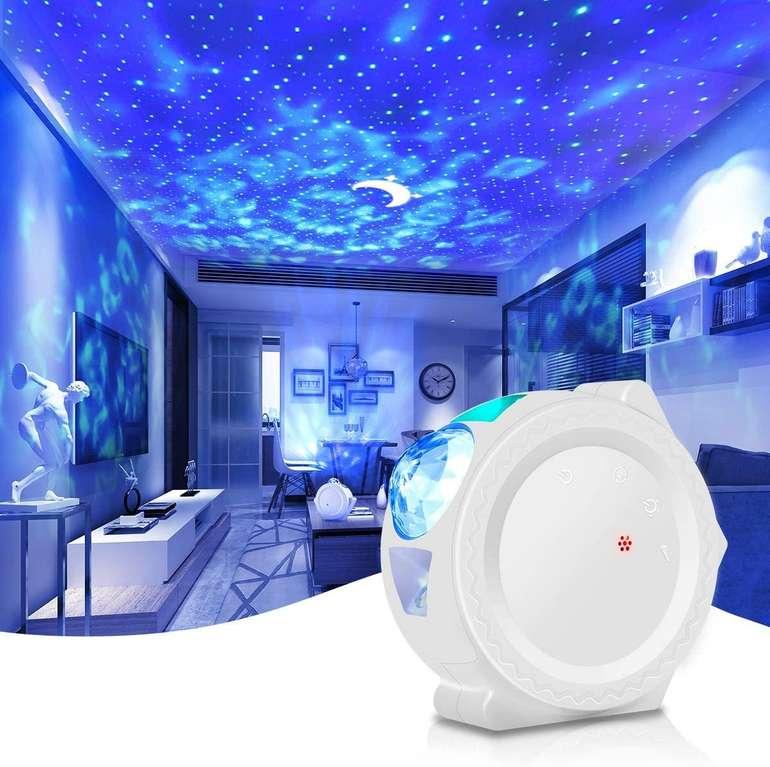 Mirapretty LED Sternenhimmel Projektor für 26,99€ inkl. Versand (statt 40€)