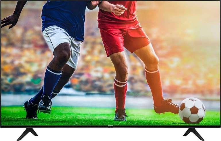 Hisense 58AE7000F - 58 Zoll 4k UHD Smart-TV für 362,54€ inkl. Versand (statt 415€) - Newsletter Gutschein!
