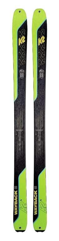K2 Wayback 88 Tourenski (Größe 160cm & 167cm) für 307,95€ (statt 405€)