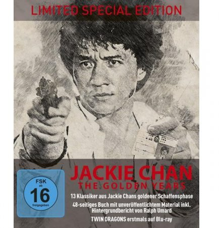 Jackie Chan The Golden Years (Limited Edition) 13 Blu-Rays für 57,39€ (VG: 73€)