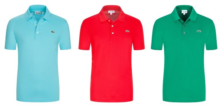 Doppelpack Lacoste Regular Fit Poloshirts 2