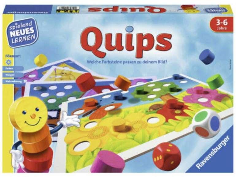 Ravensburger Quips (24398) Kinder-Lernspiel für 19,99€ inkl. Versand (statt 30€)