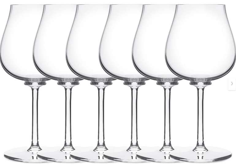 6er Peugeot Saveurs Paris Bouquet Weißweingläser für 29,94€inkl. Versand (statt 50€)