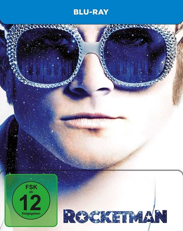 Rocketman (Steelbook) auf Blu-ray für 16,99€ inkl. Versand (statt 25€)