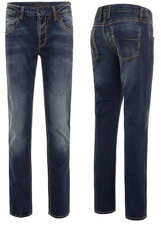 Camp David Jeans mit Used-Optik in Regular Fit für 74,90€ inkl. VSK (statt 105€)