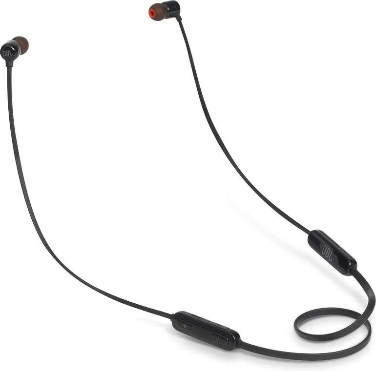 JBL T110BT In-ear Bluetooth Kopfhörer für 22€ (statt 26€)