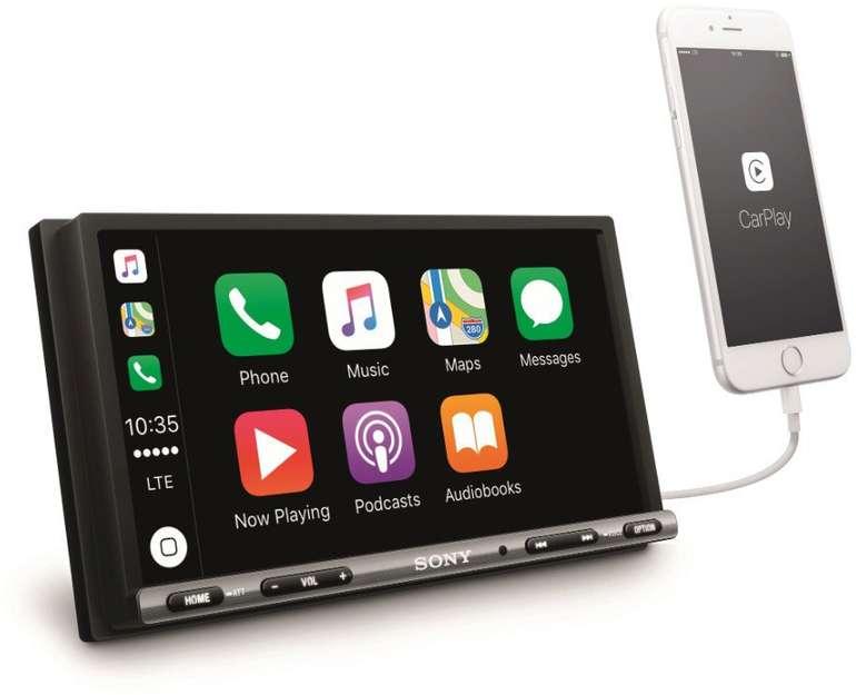 Sony XAV-AX3005DB - Premium 6,95 Zoll Media Receiver ( DAB+, Bluetooth, Apple CarPlay etc.) für 302,39€